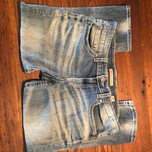 BKE Capri Jeans